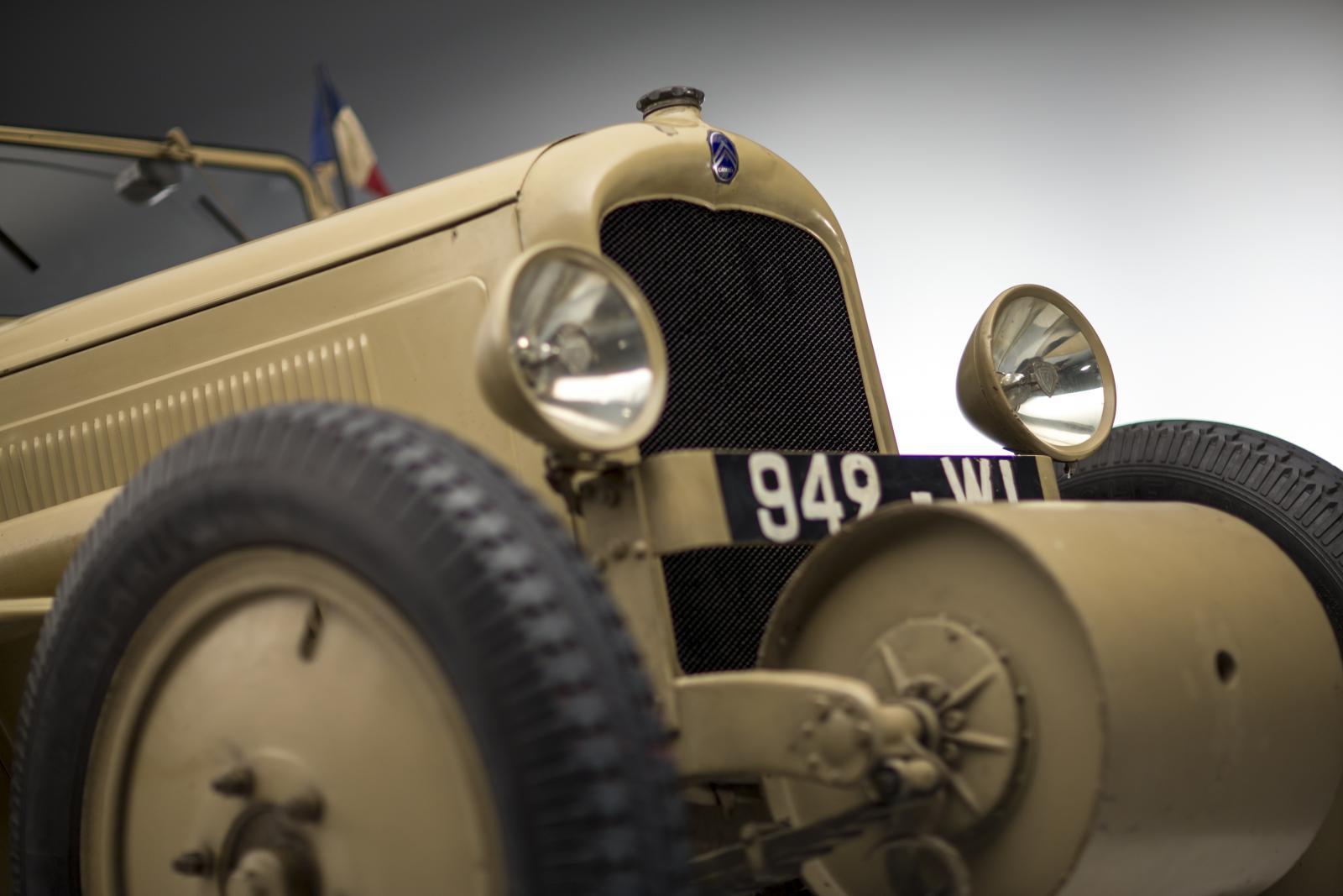 Citroën Autochenille