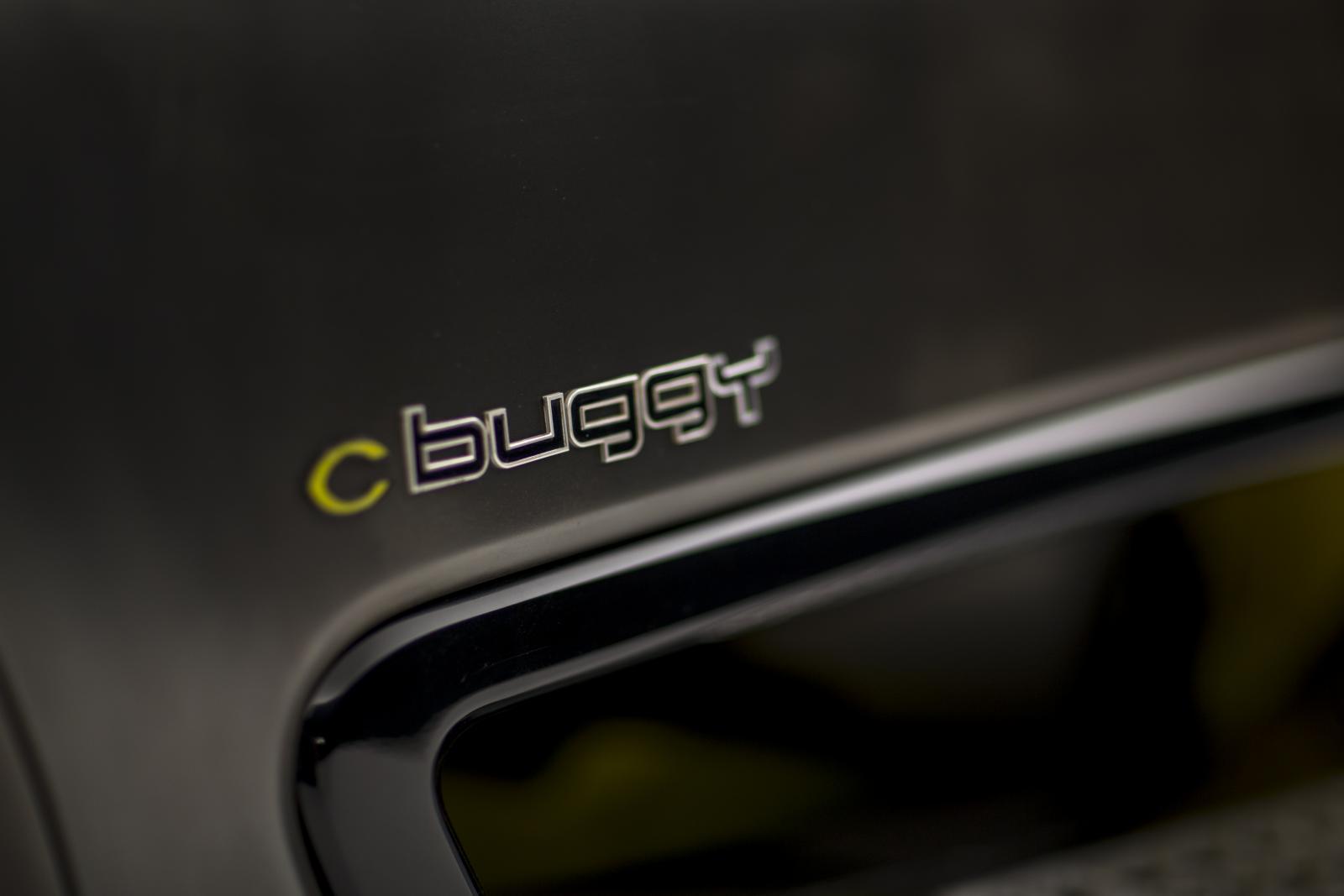 Citroën C-Buggy - logo