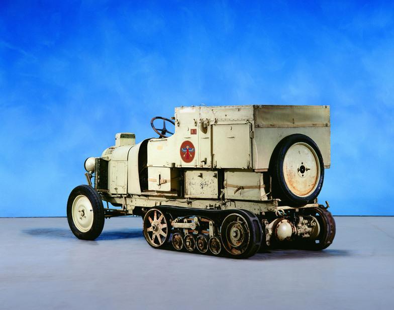 10 HP Typ B2 Halbkettenfahrzeug Croisière Noire (Schwarze Expedition) 1924