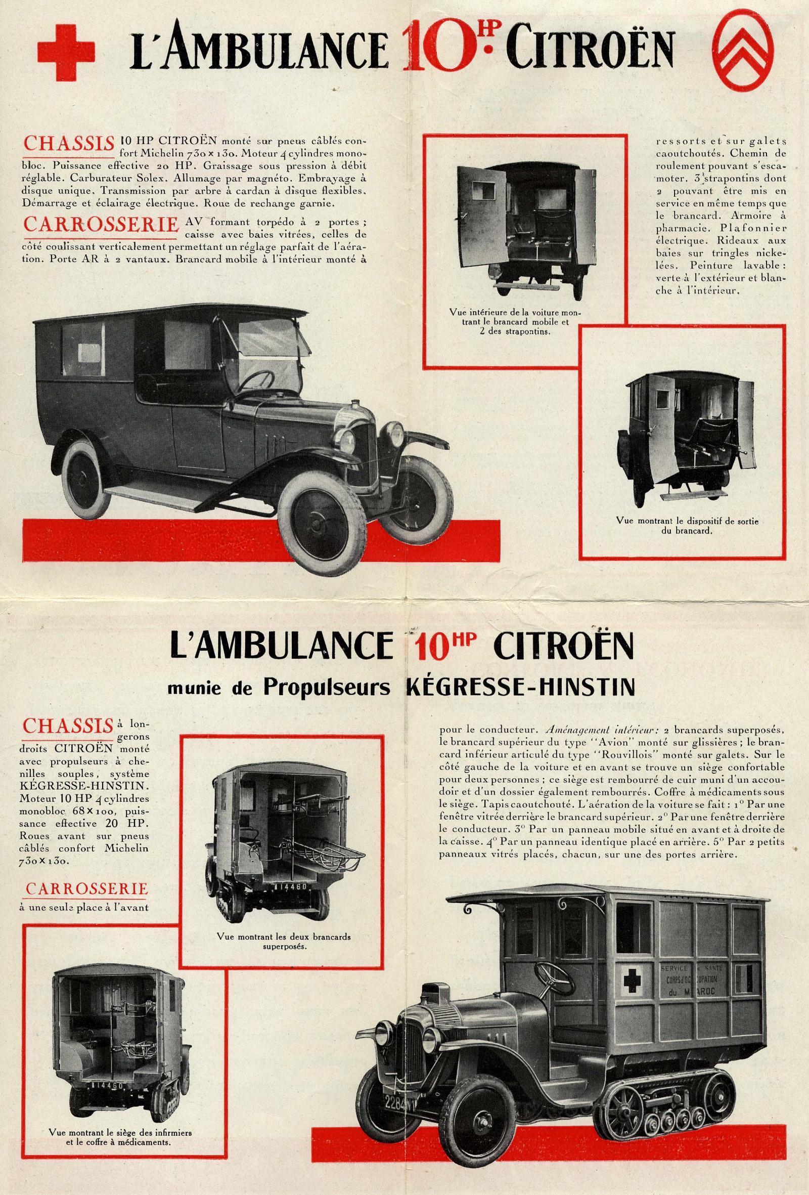Brochure Ambulance 10 HP