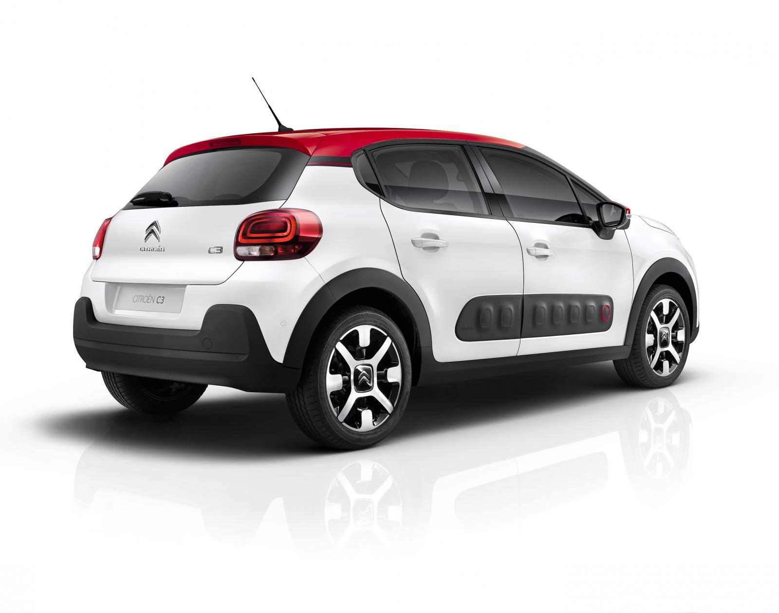 Citroën C3 restylée (2020)