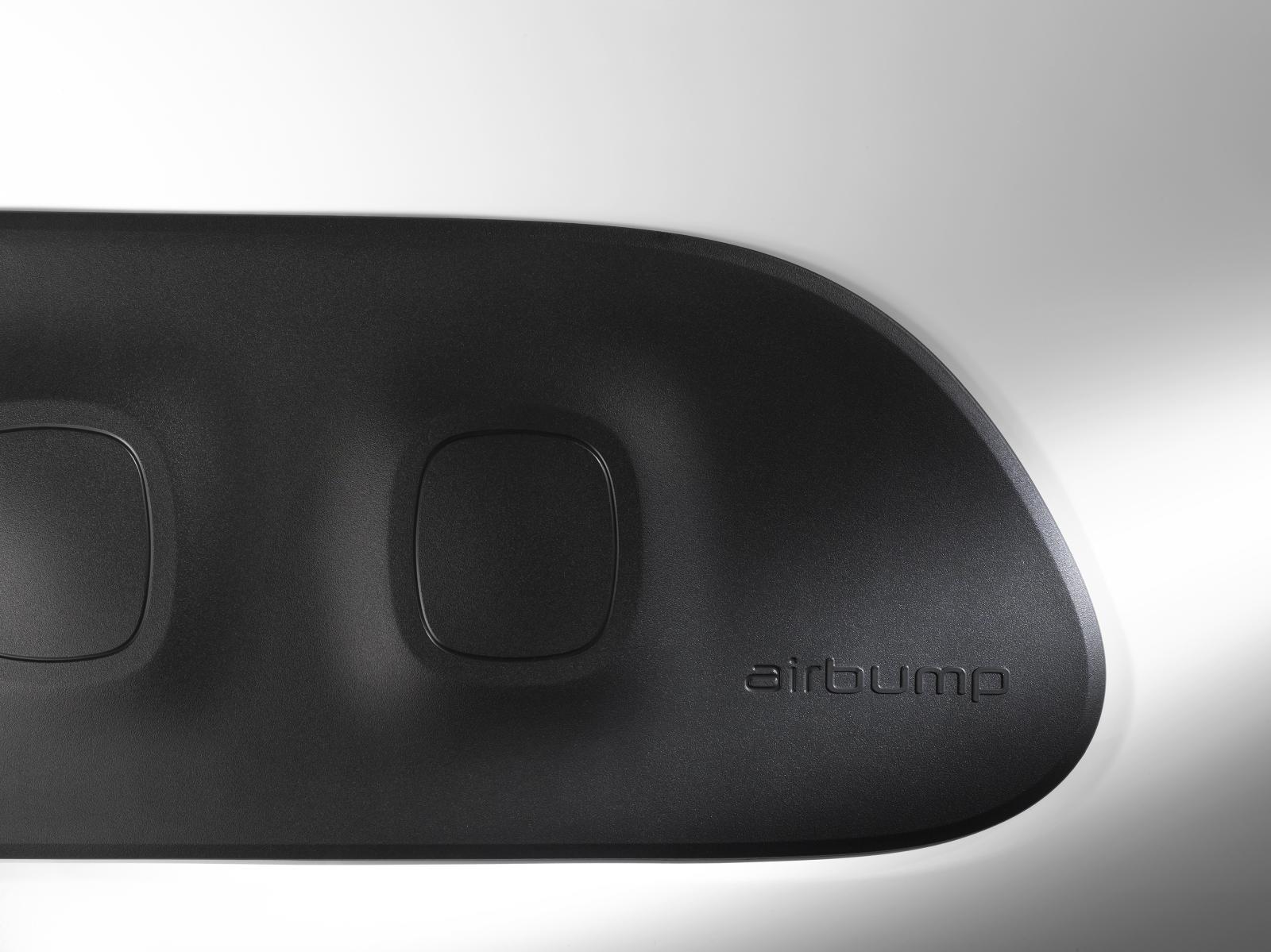 Nouvelle C3 - Détail Airbump