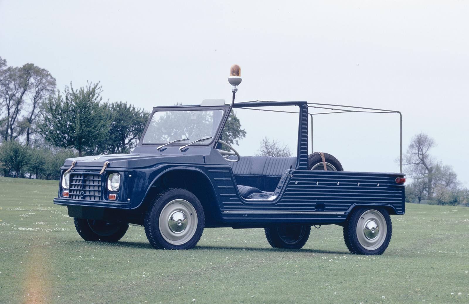 1968 Mehari Bleue