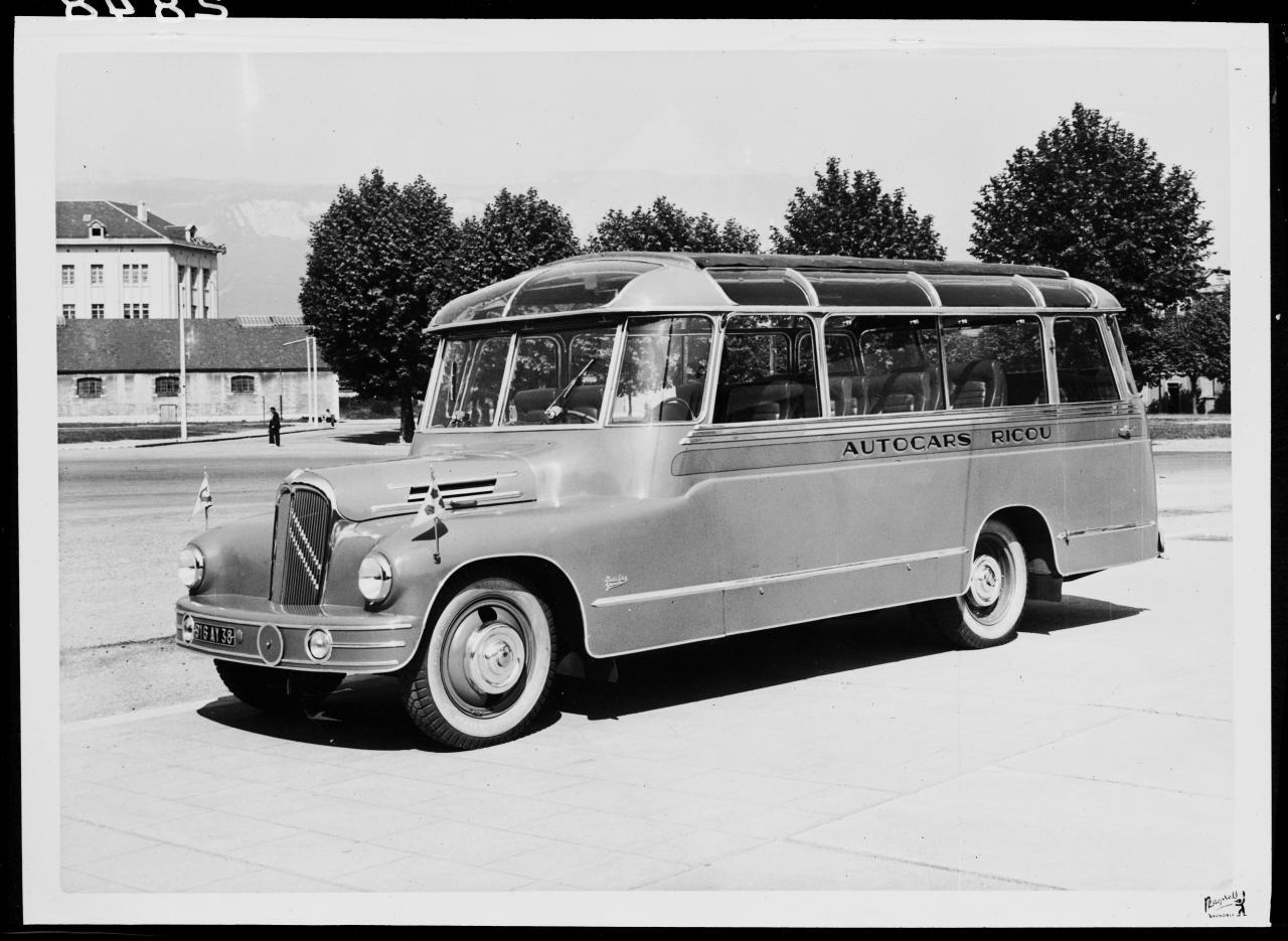 Autocar Ricou Citroën