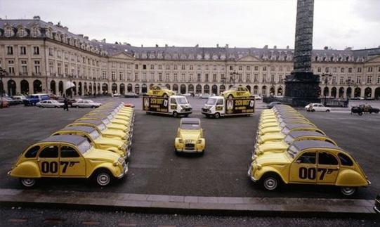 2CV 6 007 Limitierte Serie 1981