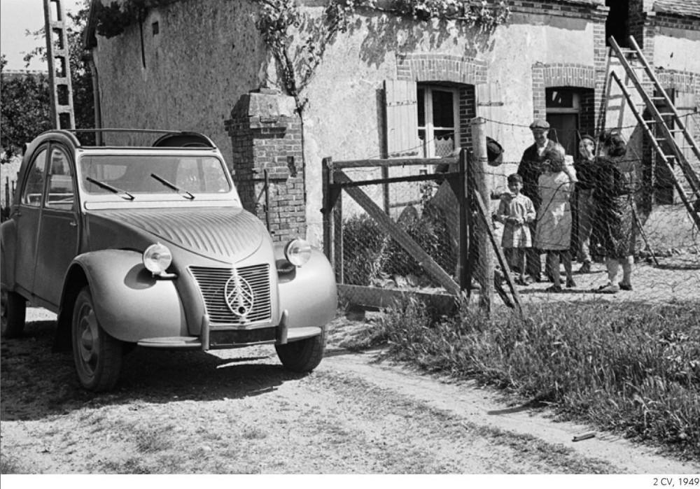 2CV 1950