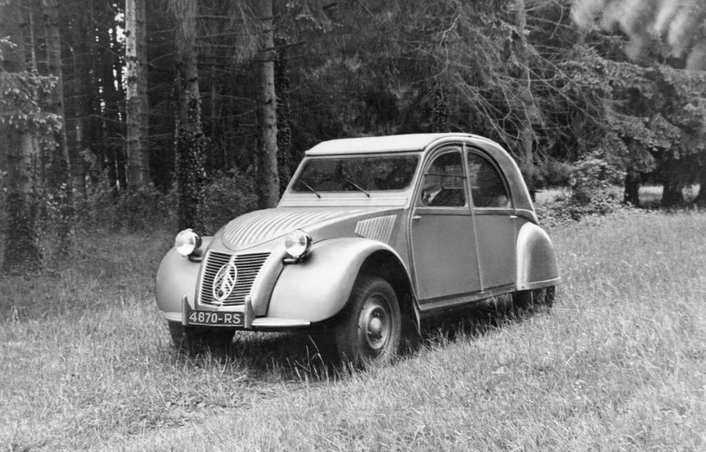 2CV A 1948