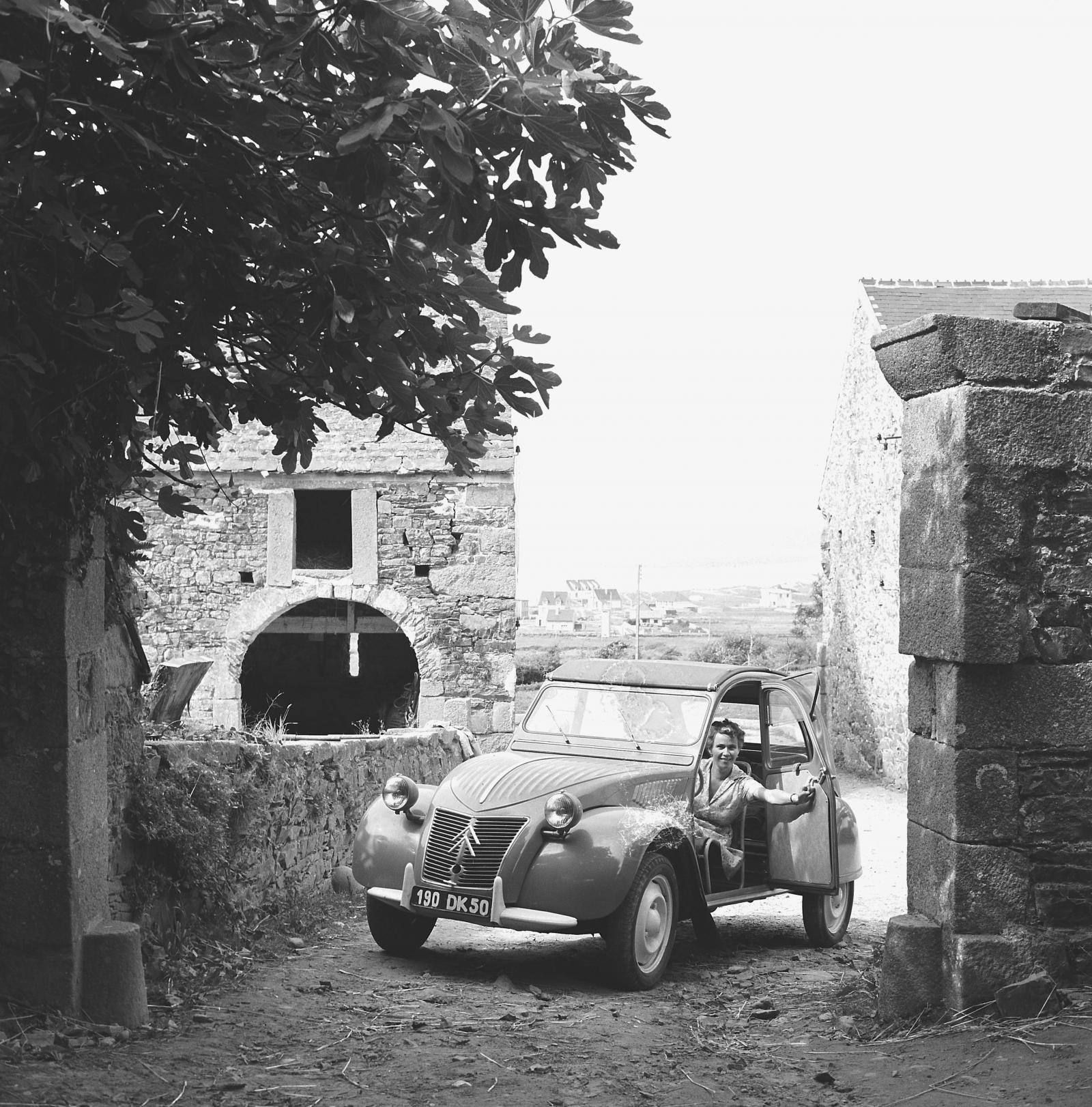 2CV AZL 1959