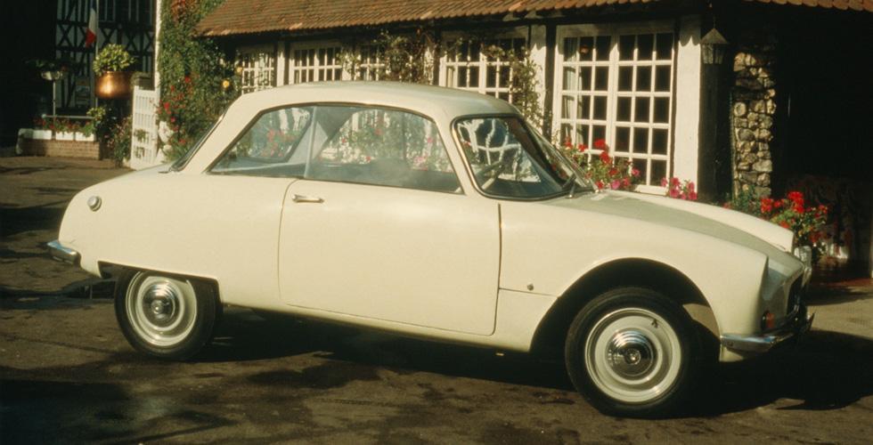CITROËN Bijou 1959 - Modell aus GB