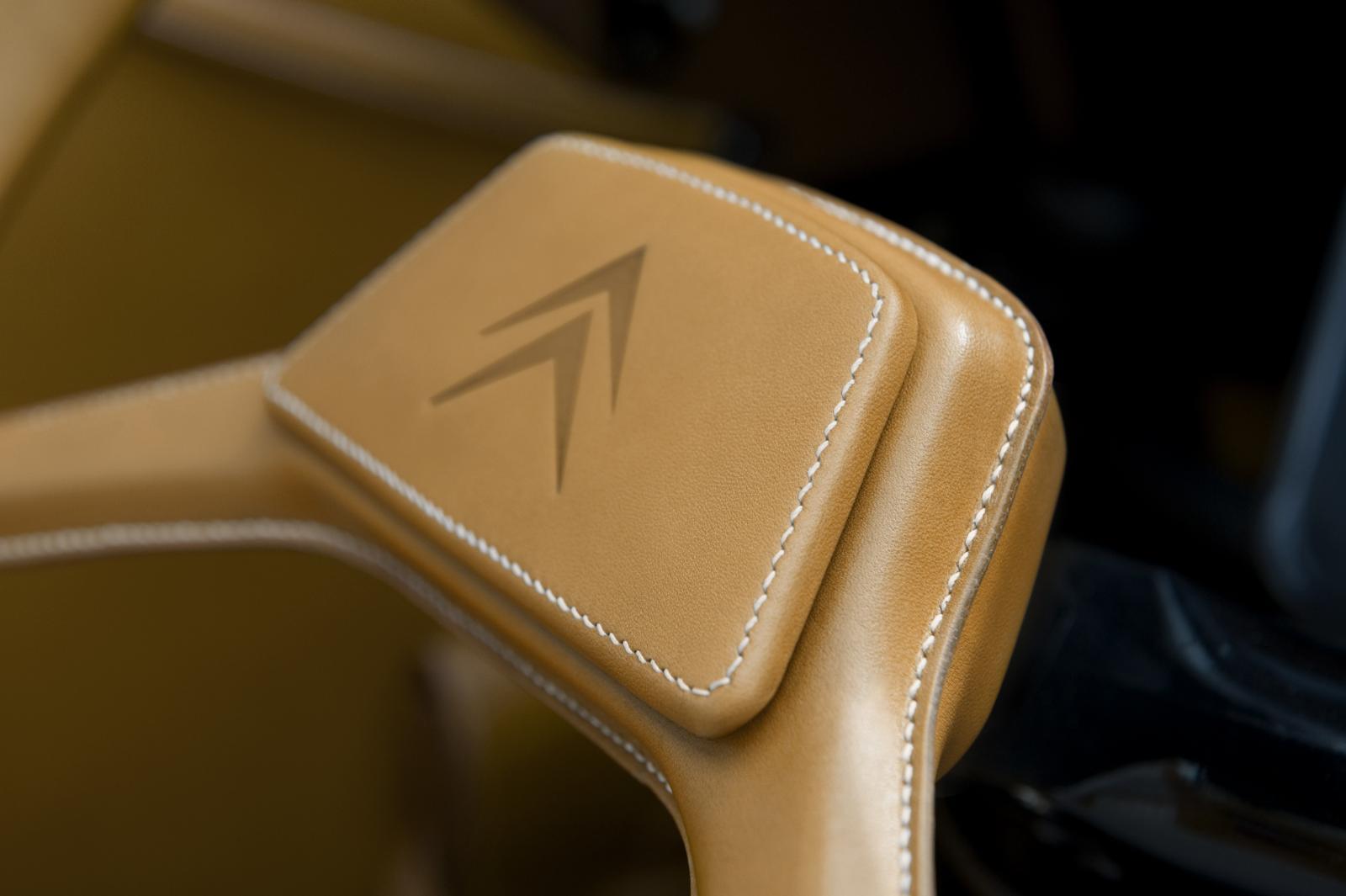 2CV Hermès 2008 Lenkrad Detail