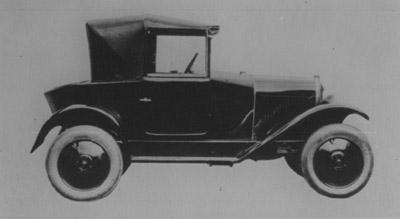 5 HP Cabrio von 1926