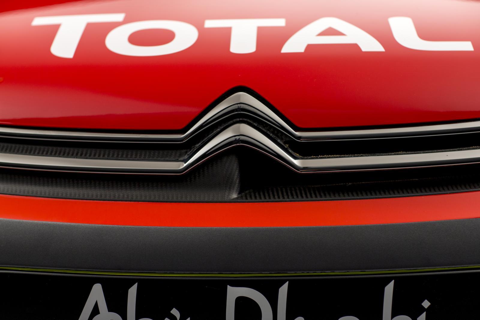 C3 WRC - calandra