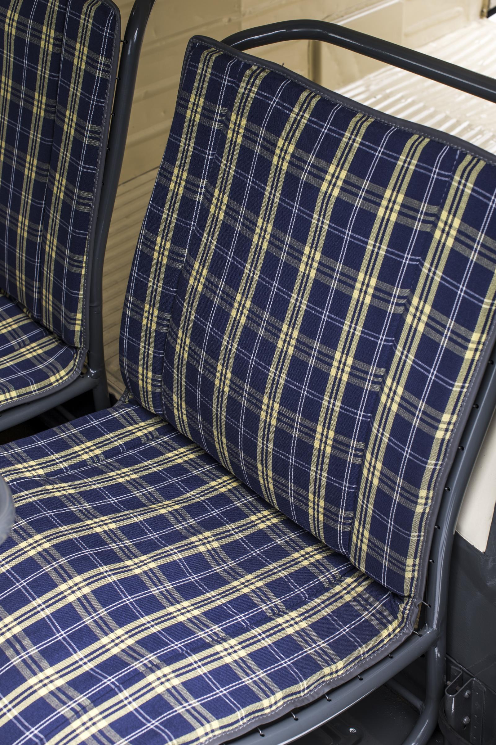 2CV Fourgonnette siège