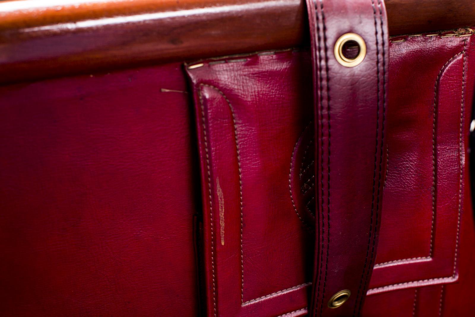 5 HP - intérieur en cuir