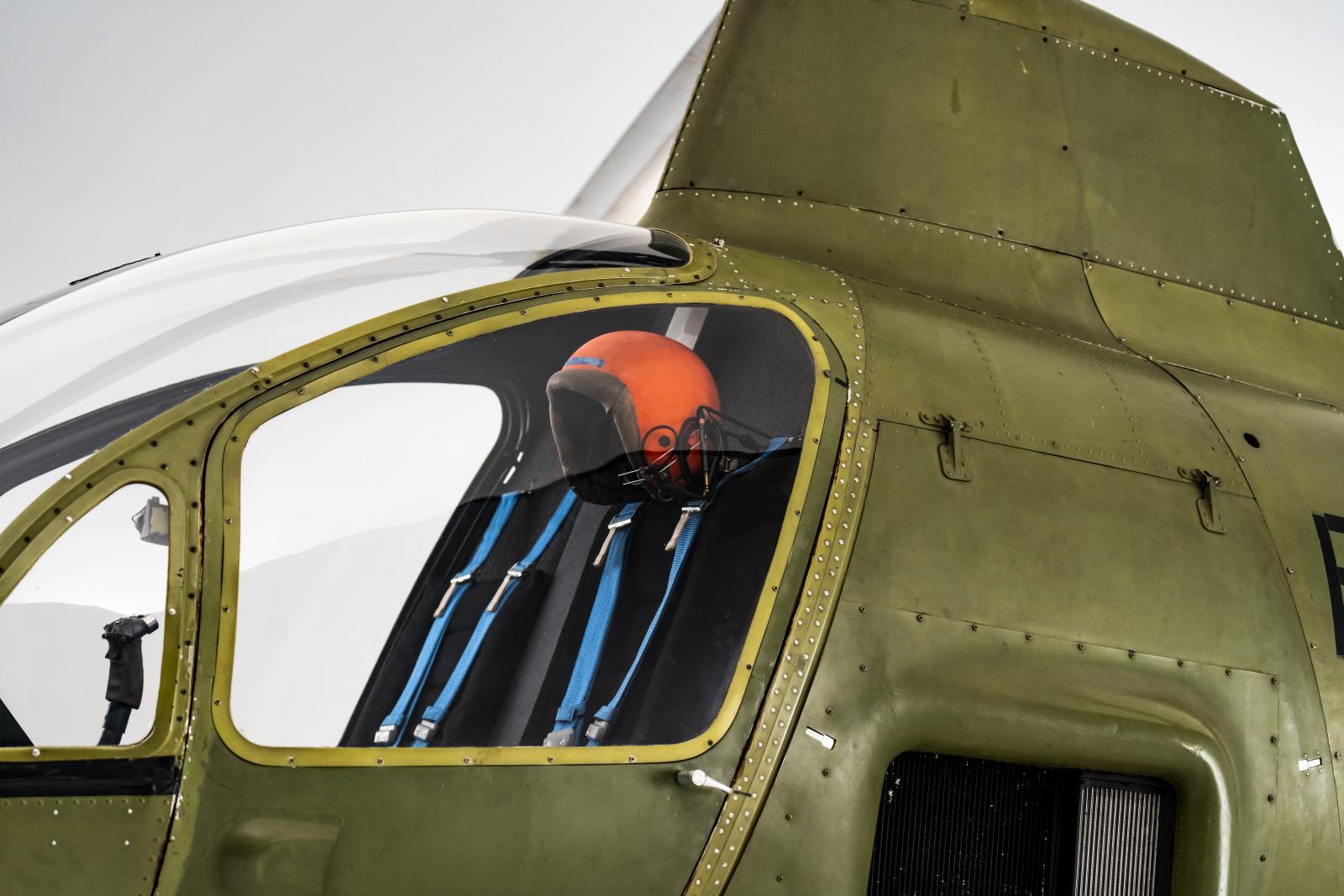 Hélicoptère RE-2