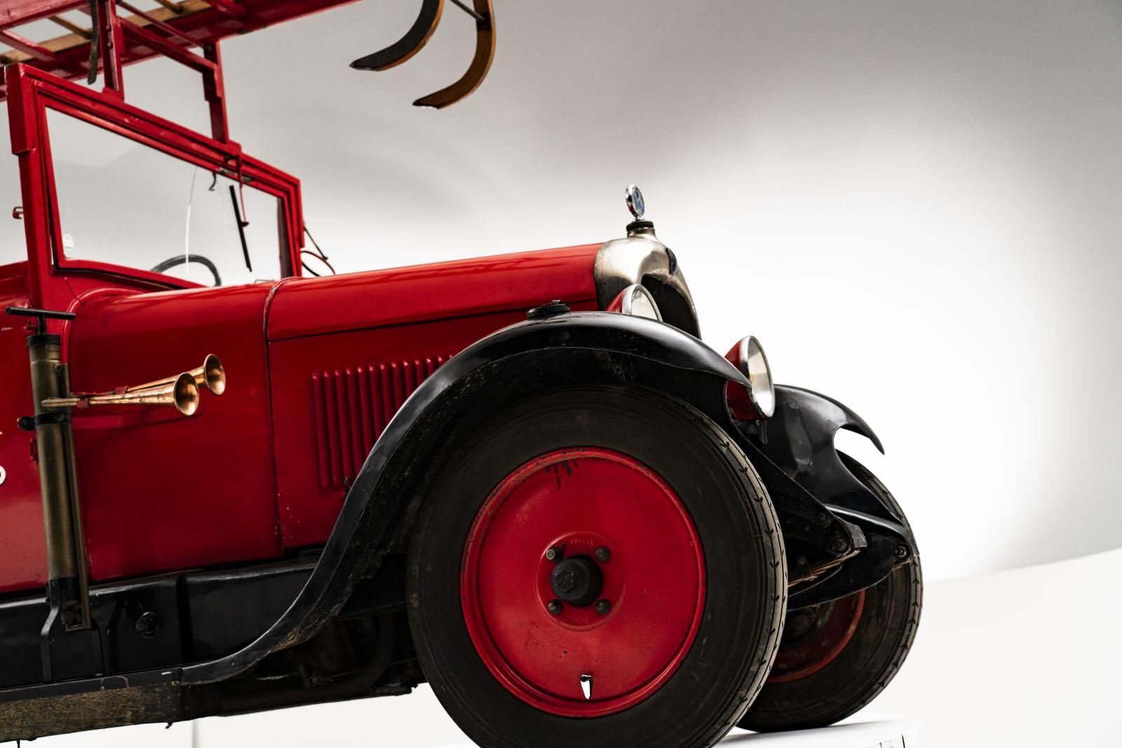 B14F Pompiers