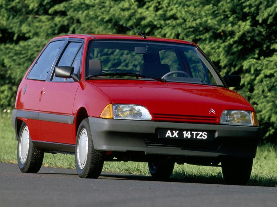 AX 14 TZS 1986