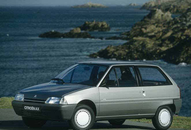 AX Ten 3 portes 1993
