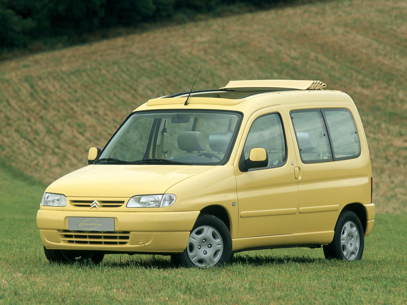 Berlingo Grand Large 1996 concept