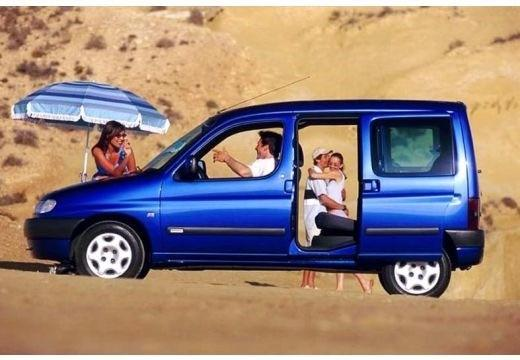 Berlingo Le Grand Bleu