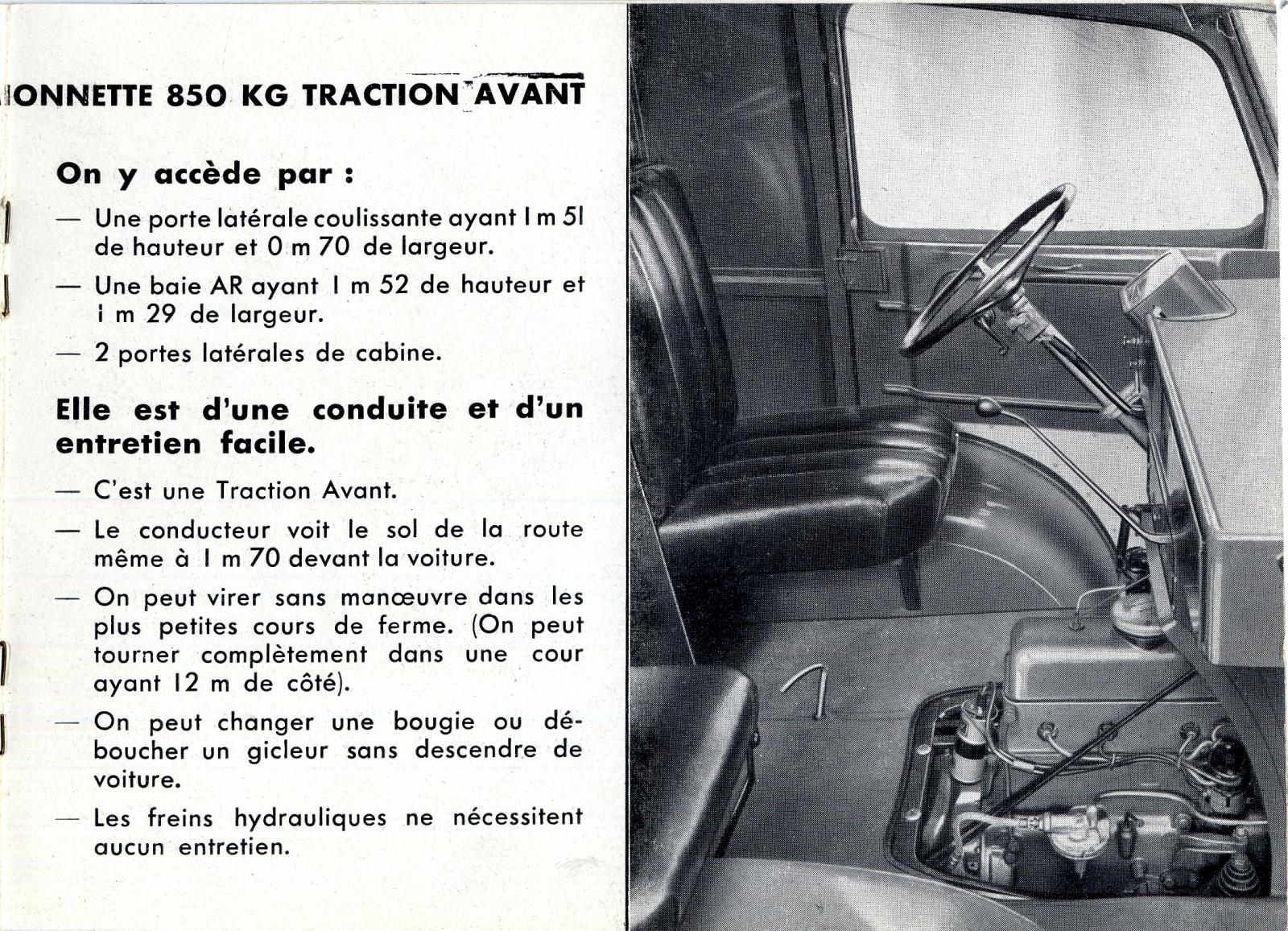 Werbeprospekt TUB im Jahre 1939