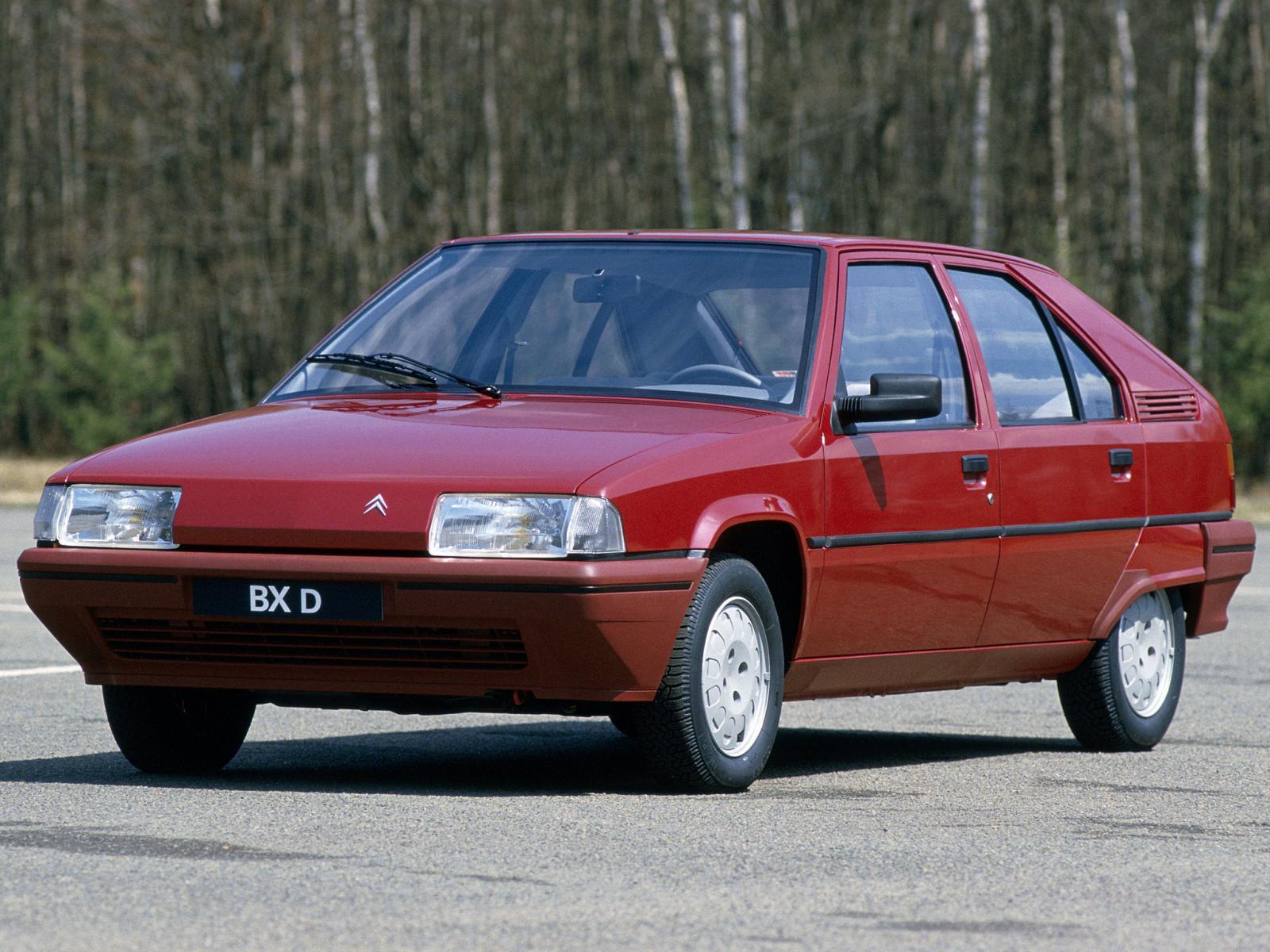 BX D 1986