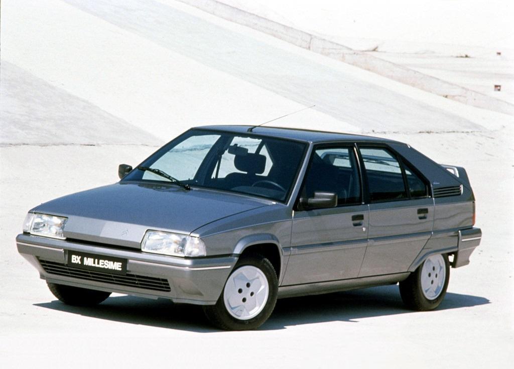 BX Millesime 1990