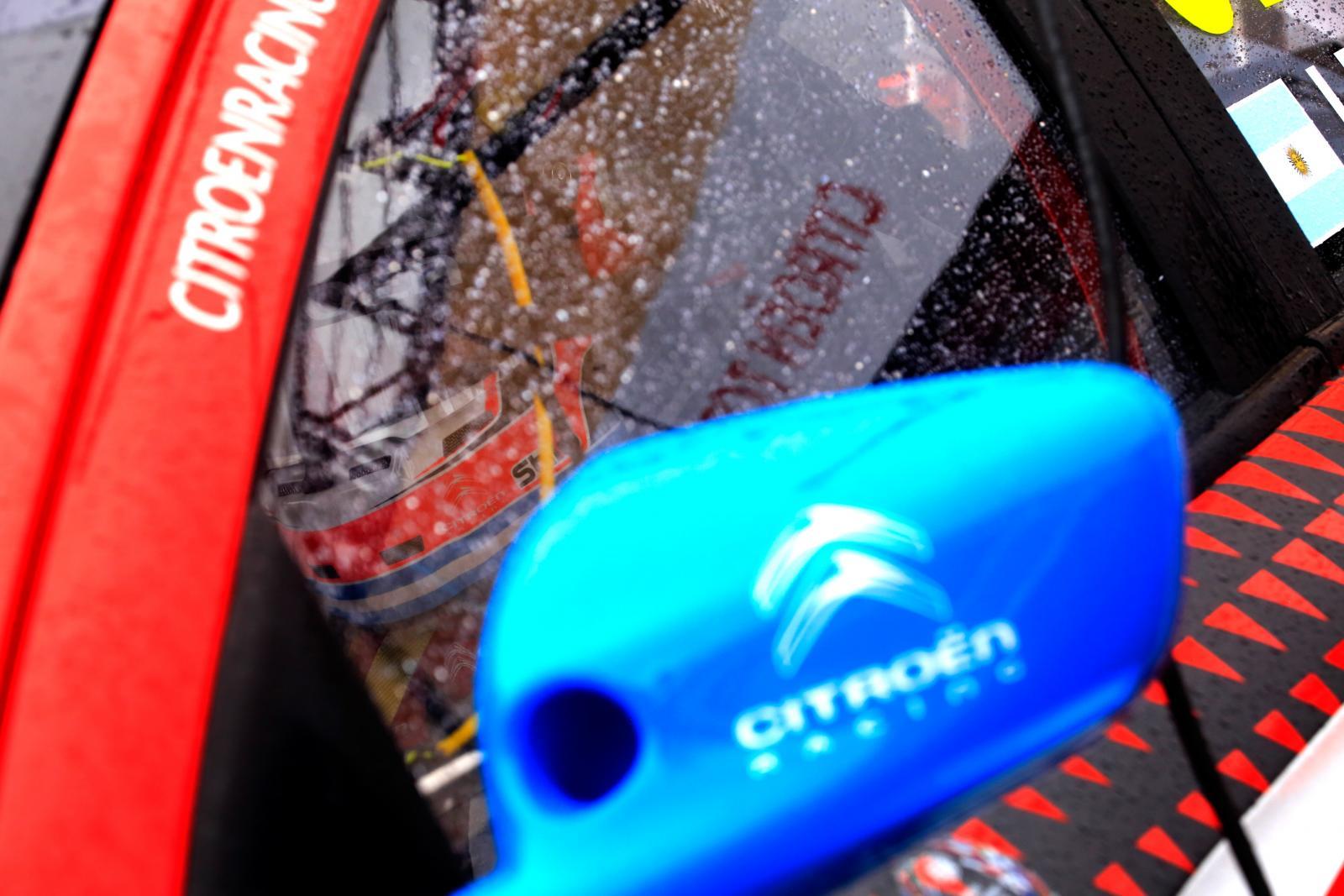 C-Elysée WTCC 2016 Rétroviseur