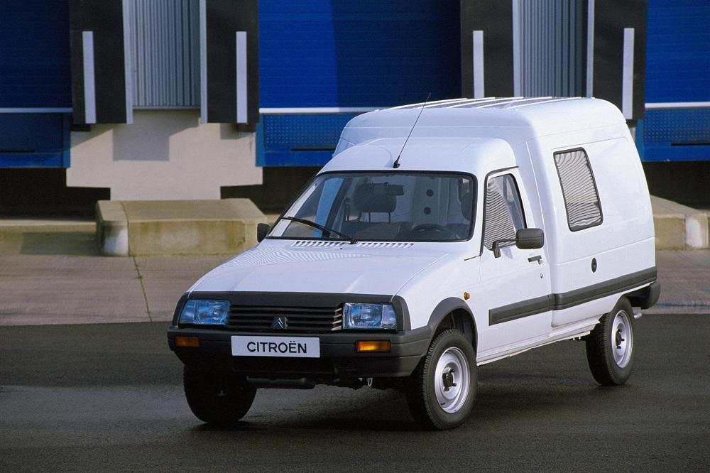 C15 1.9D 2005 modèle précédent le 1er Berlingo