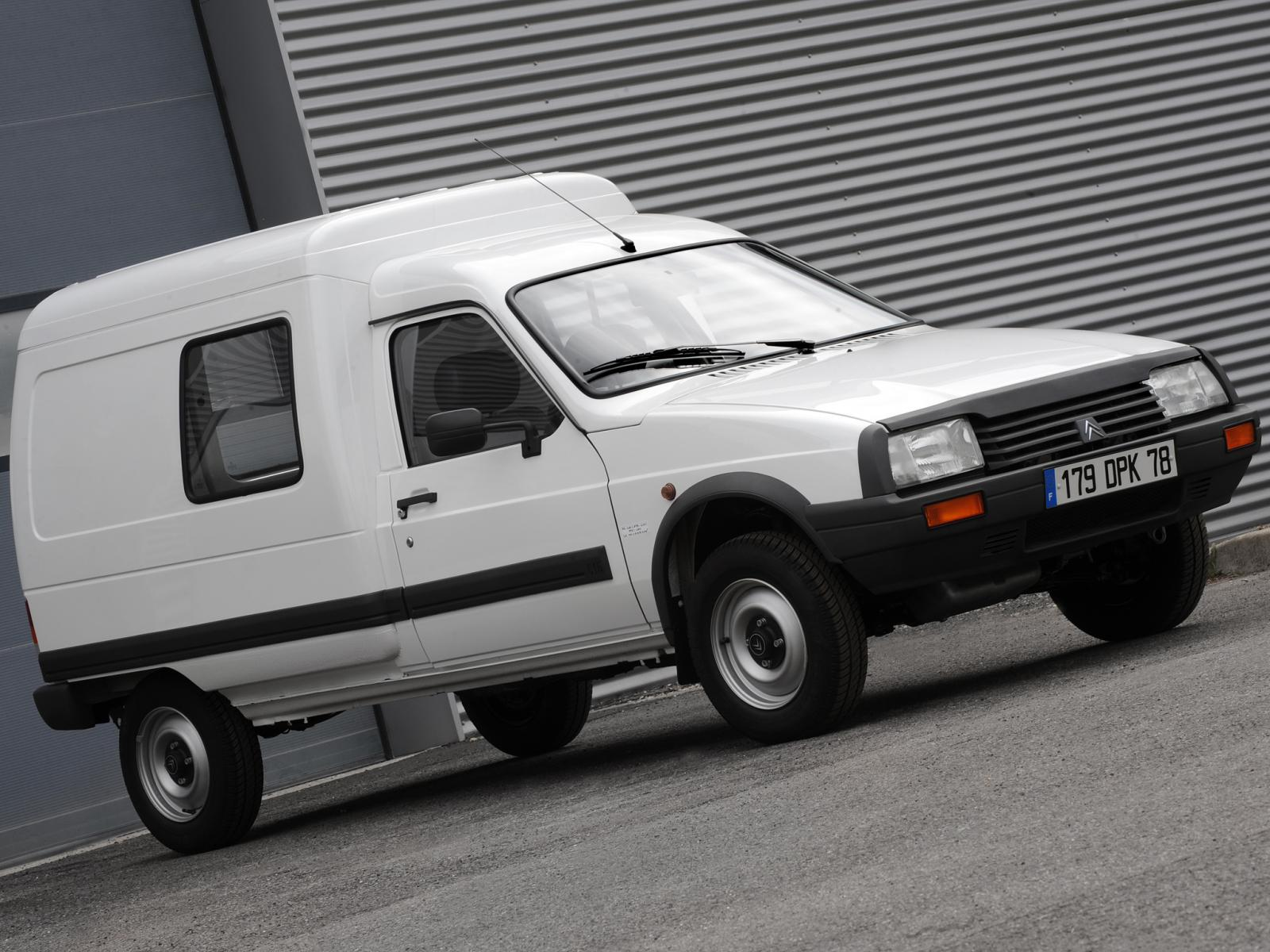 C15 1998 blanc banquise