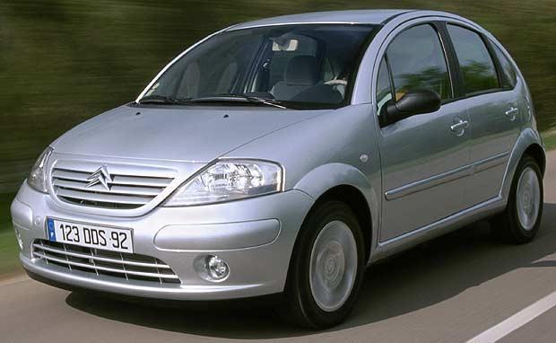 C3 Exclusive 2002 Gris Aluminium