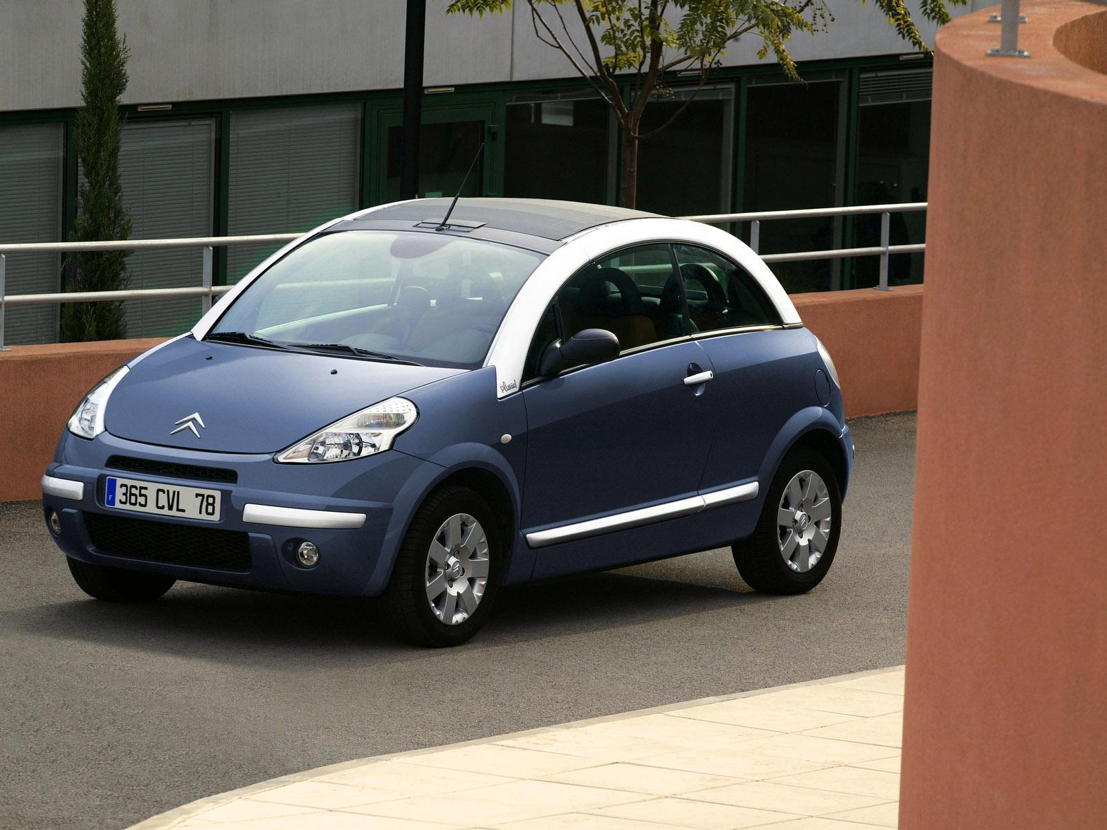 C3 Pluriel Pack Alu 2006 Bleu Paname ter