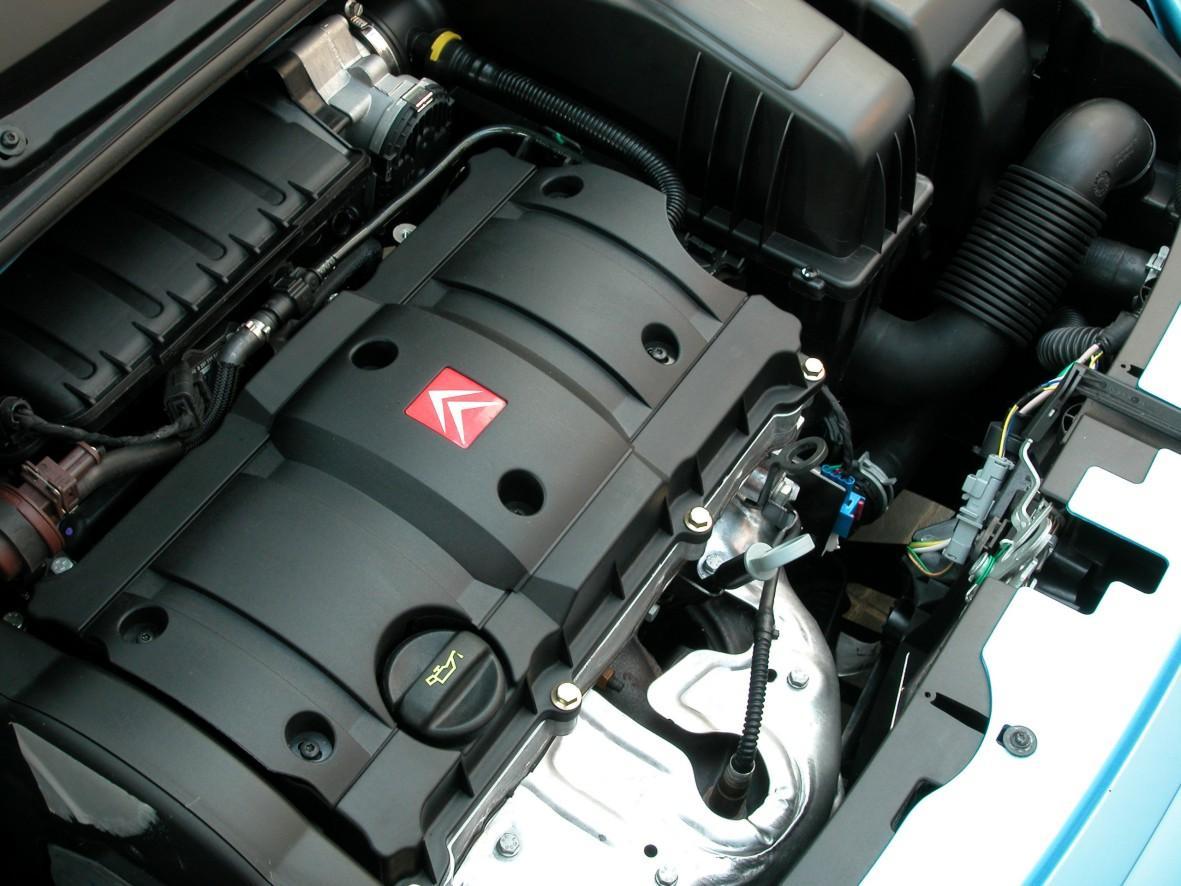 C3 premier modèle 2003 - Amérique Latine (moteur)