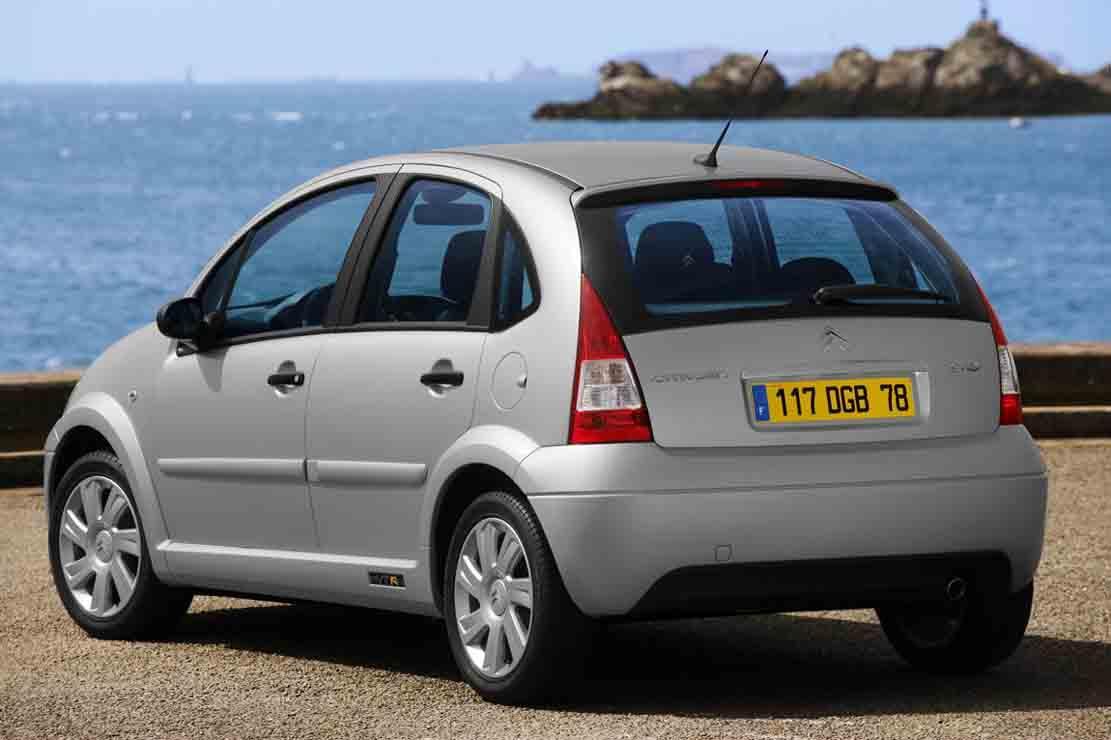 C3 VTR 2005 3/4 arrière