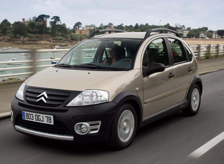 C3 XTR 2005 3/4 avant