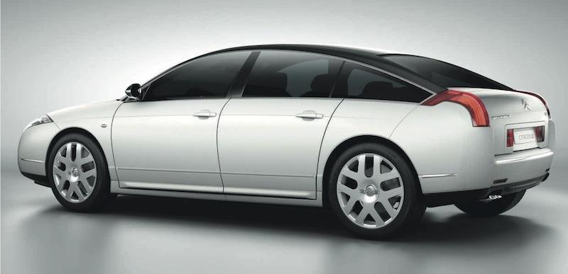 C6 BI TON 2011 concept 3/4 AR