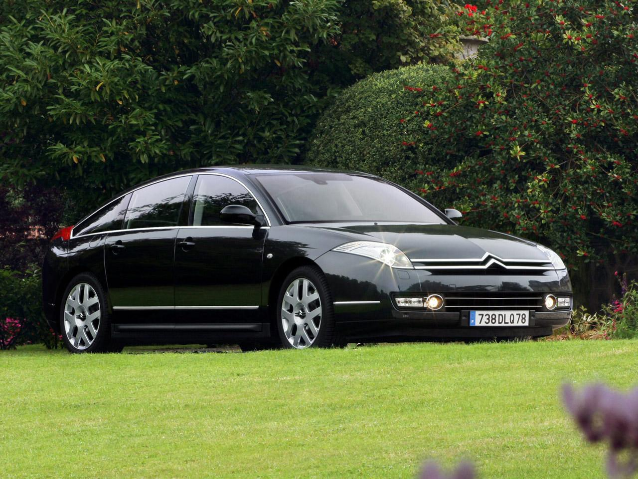 C6 V6 HDI exclusive του 2005, μπροστά ¾