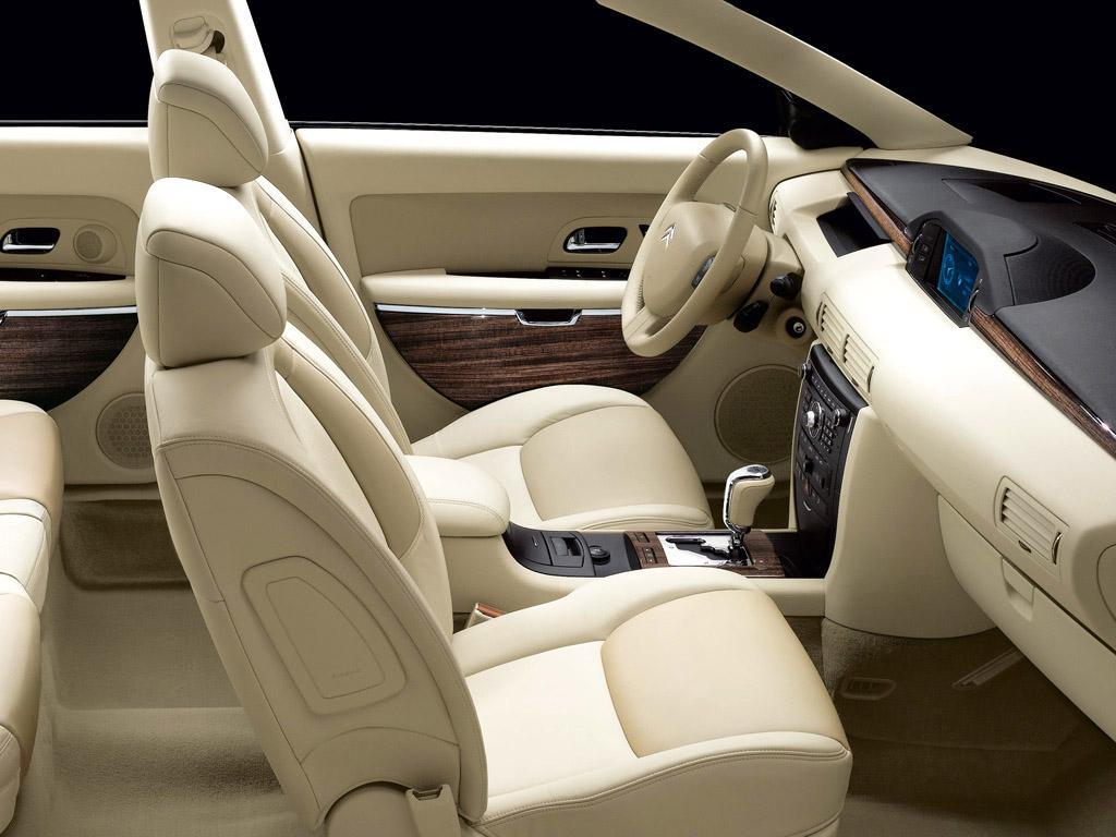 C6 V6 HDI exclusive lama του 2005, εσωτερικό