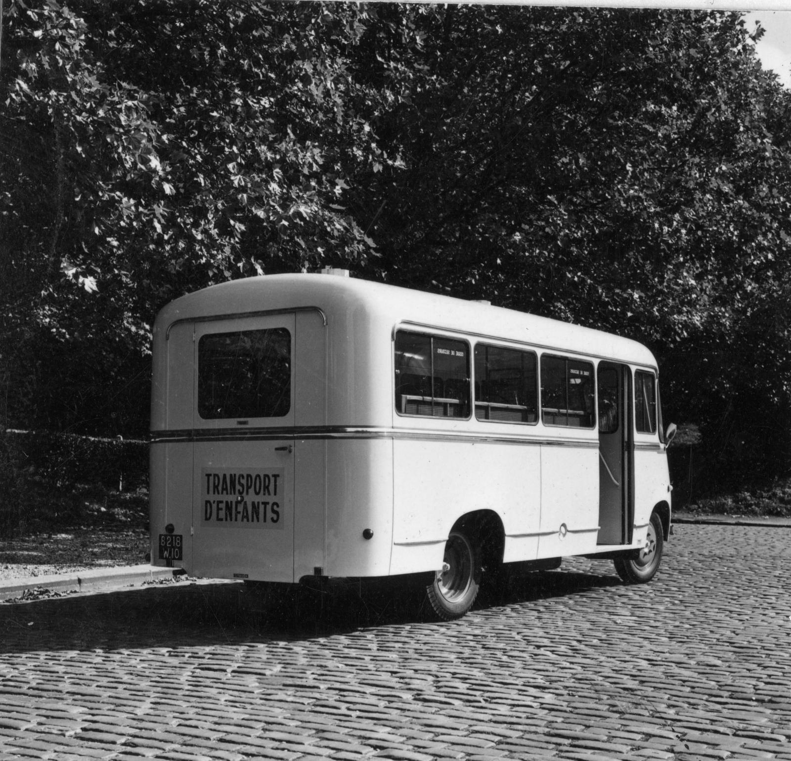 Bus U23 - 3/4 arrière