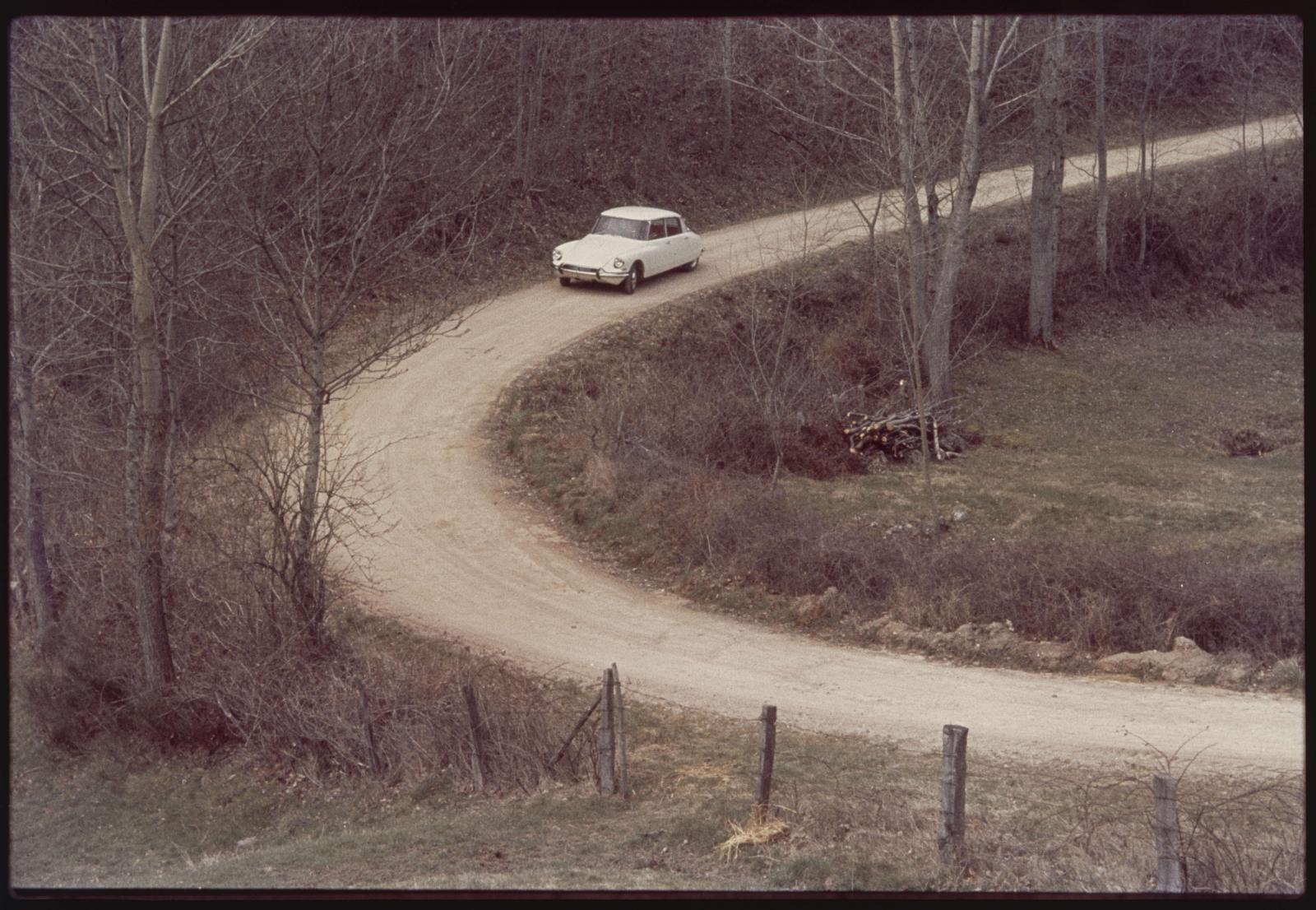 Citroën DS 19 - 1963