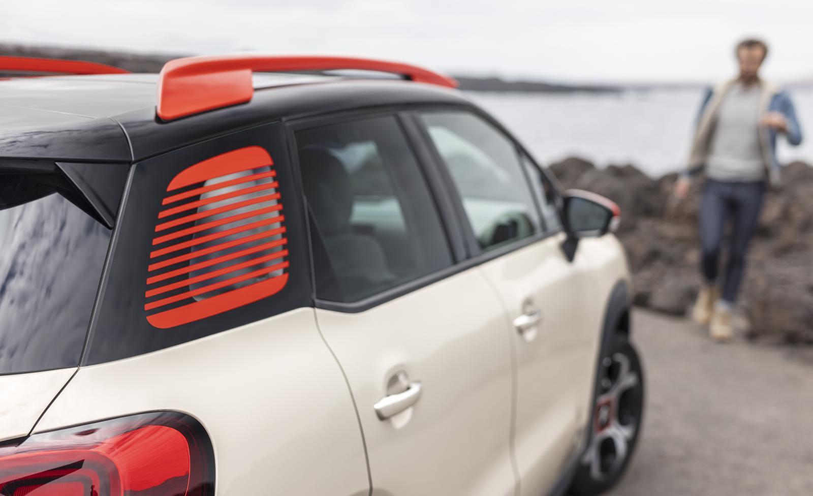 Compact SUV C3 Aircross - Lifestyle