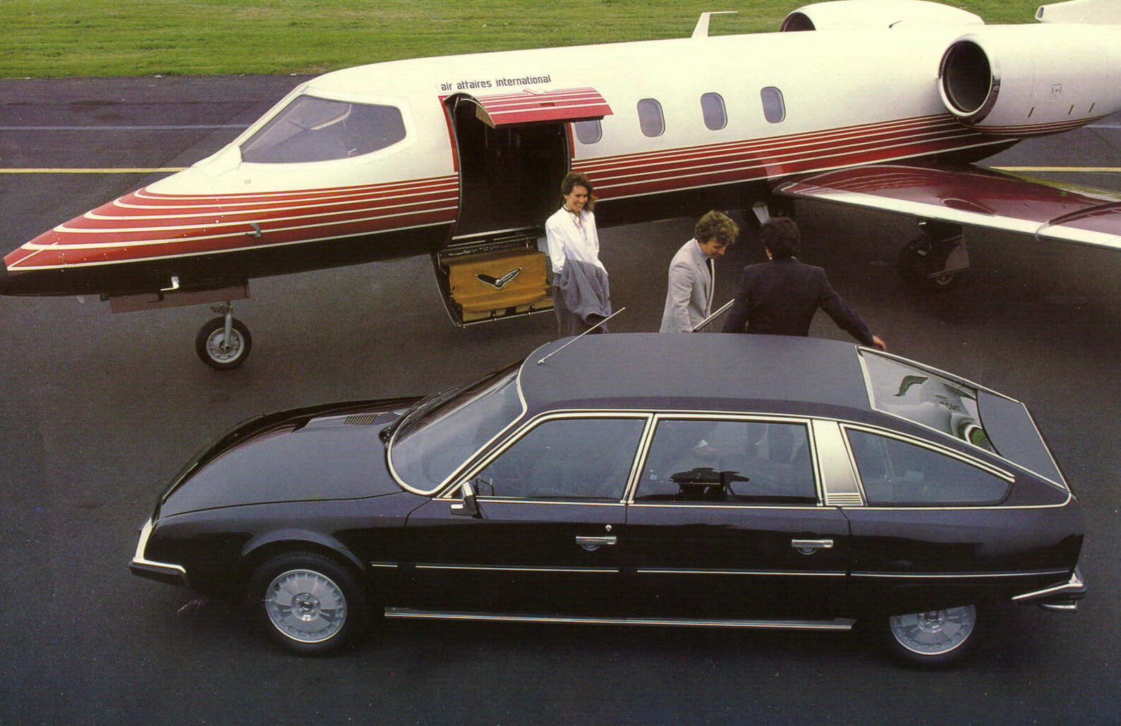 CX 25 Prestige 1982