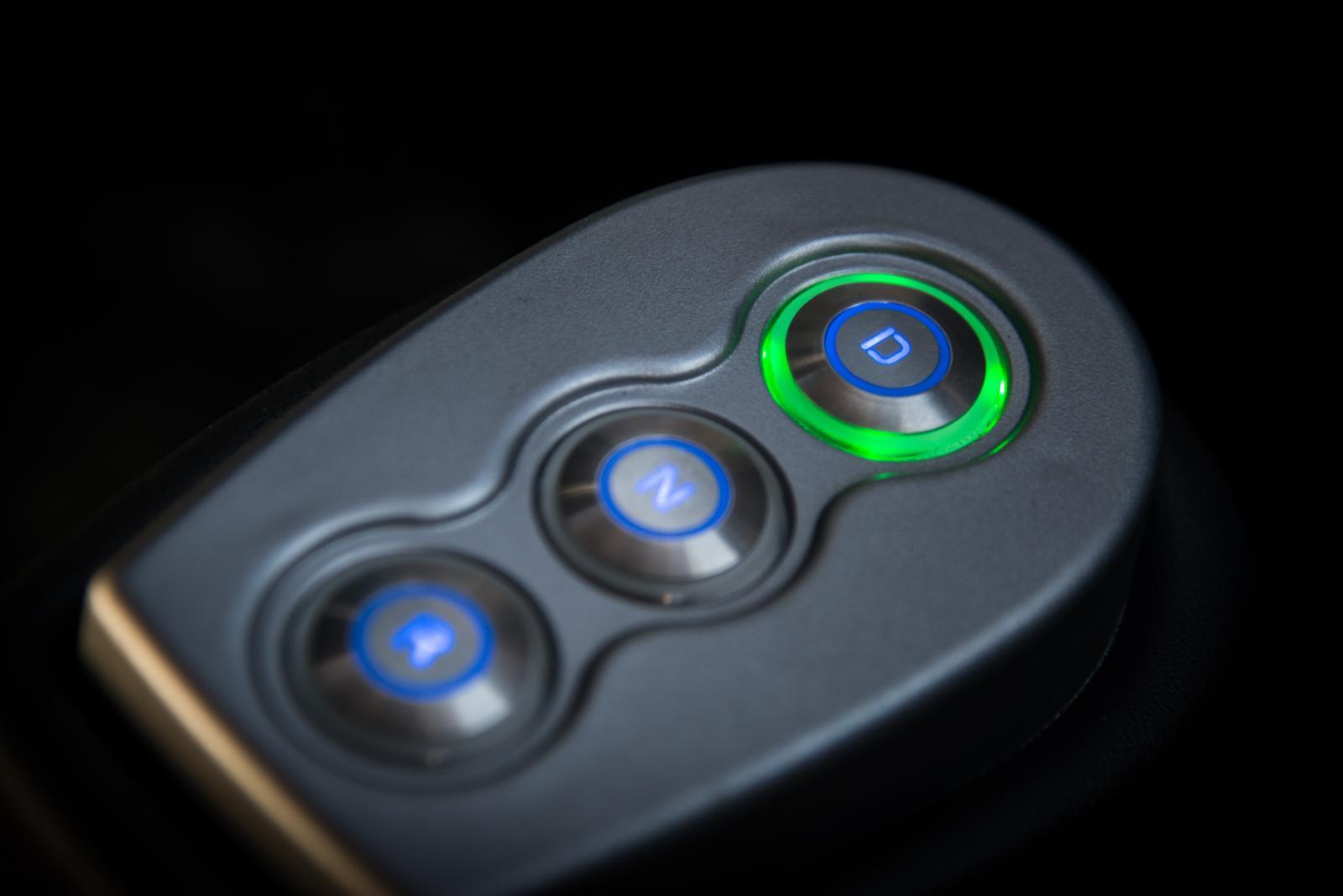 E-MEHARI 2016 boîte de vitesses