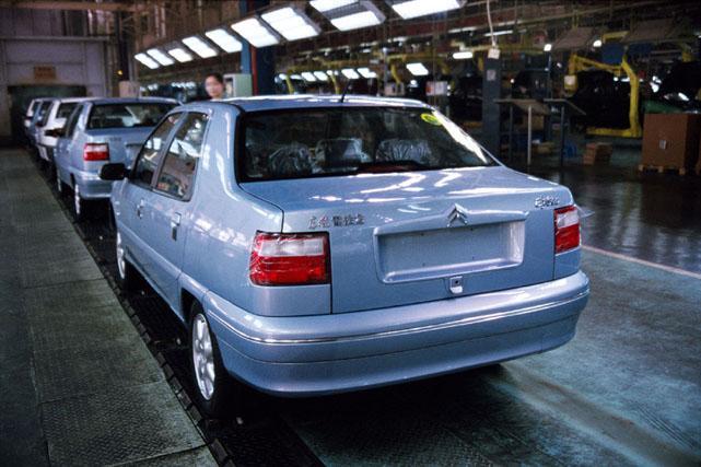 C-Elysée 2003 au montage