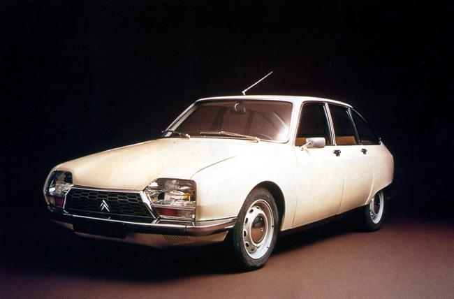 GS 1970 inspiratrice du style CX