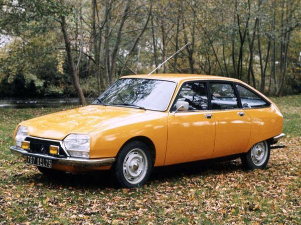 GS X 1976