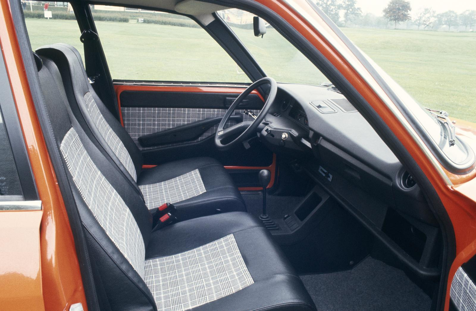 GS X 1978 inside front