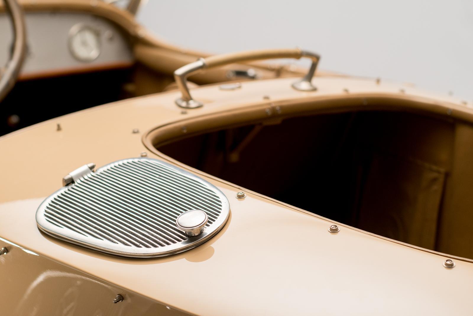 B2 Caddy - place arrière