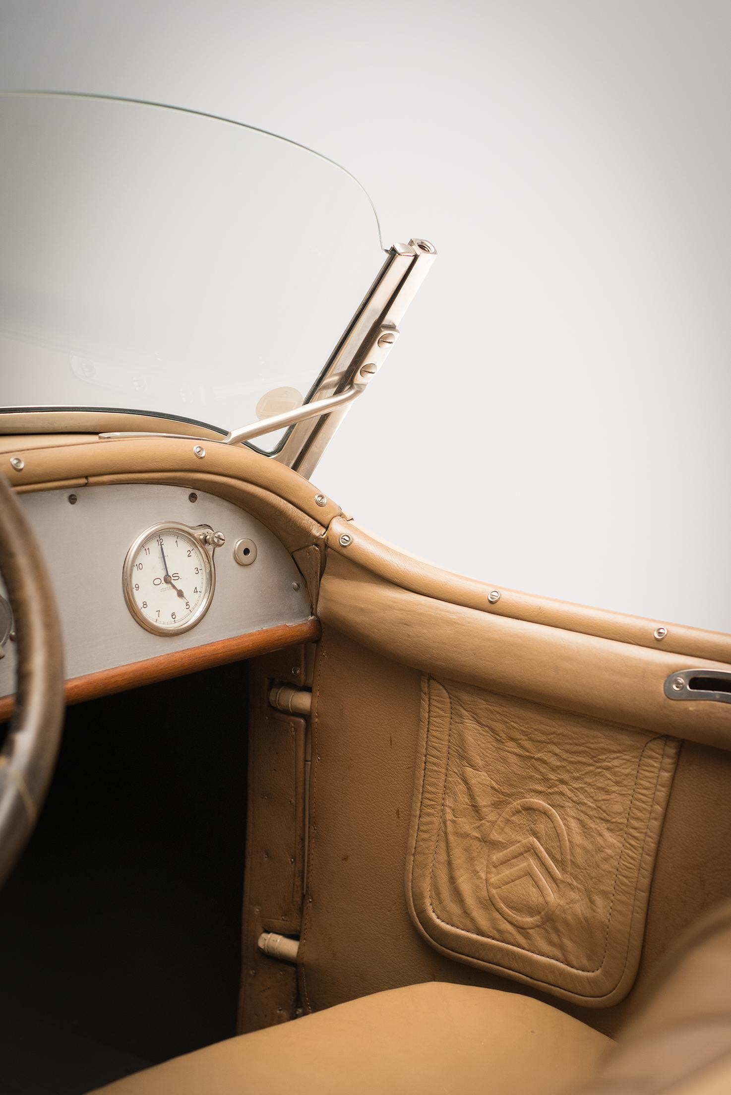 B2 Caddy - siège passager