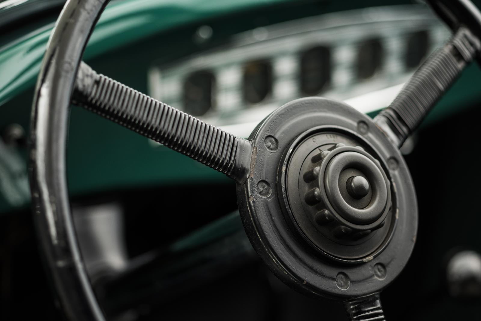 C4G Roadster - stuurwiel